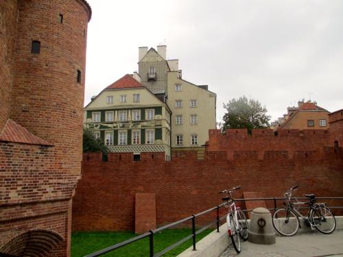 Vanhan kaupungin muuri